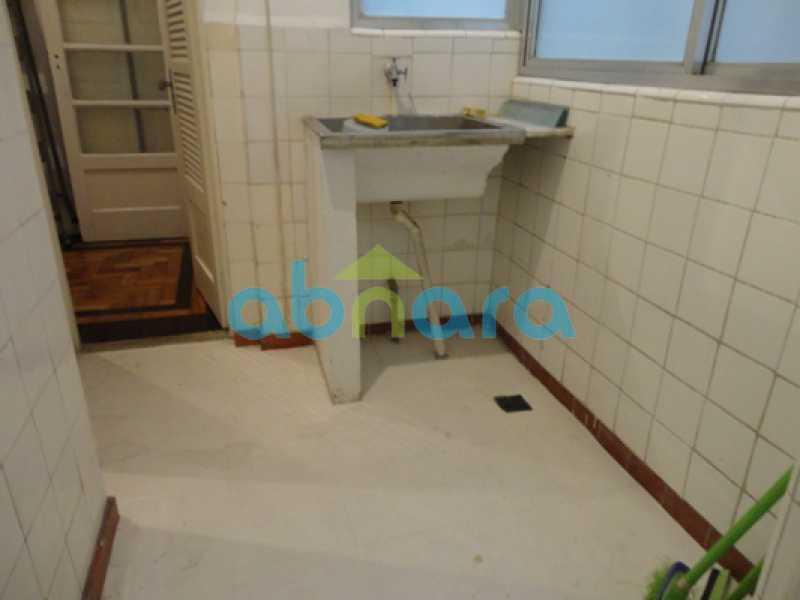 DSC00158 - Apartamento 2 quartos à venda Copacabana, Rio de Janeiro - R$ 630.000 - CPAP20547 - 23