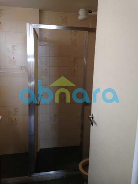 fot 10 - Lindo apartamento em Botafogo de 89m², 2 quartos sendo 1 suíte vaga na escritura, com vista para a mata. - CPAP20553 - 13