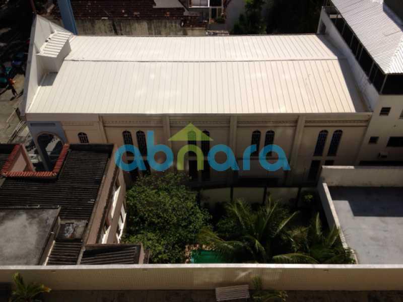 foto 1 - Lindo apartamento em Botafogo de 89m², 2 quartos sendo 1 suíte vaga na escritura, com vista para a mata. - CPAP20553 - 4