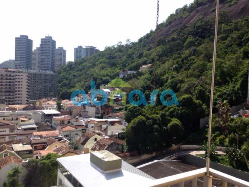 foto 3 - Lindo apartamento em Botafogo de 89m², 2 quartos sendo 1 suíte vaga na escritura, com vista para a mata. - CPAP20553 - 5