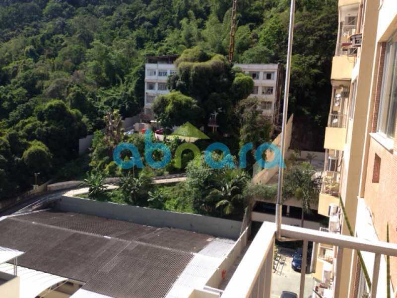 foto 4 - Lindo apartamento em Botafogo de 89m², 2 quartos sendo 1 suíte vaga na escritura, com vista para a mata. - CPAP20553 - 3
