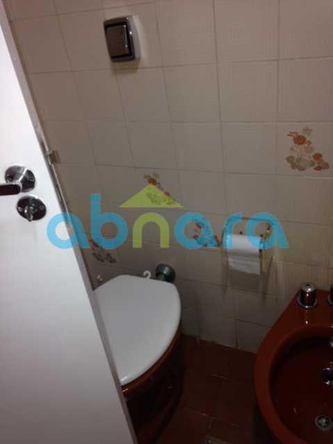 foto 7 - Lindo apartamento em Botafogo de 89m², 2 quartos sendo 1 suíte vaga na escritura, com vista para a mata. - CPAP20553 - 11