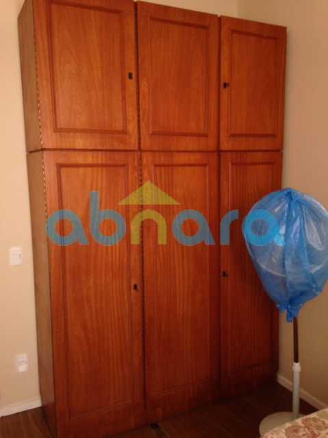 foto 9 - Lindo apartamento em Botafogo de 89m², 2 quartos sendo 1 suíte vaga na escritura, com vista para a mata. - CPAP20553 - 8