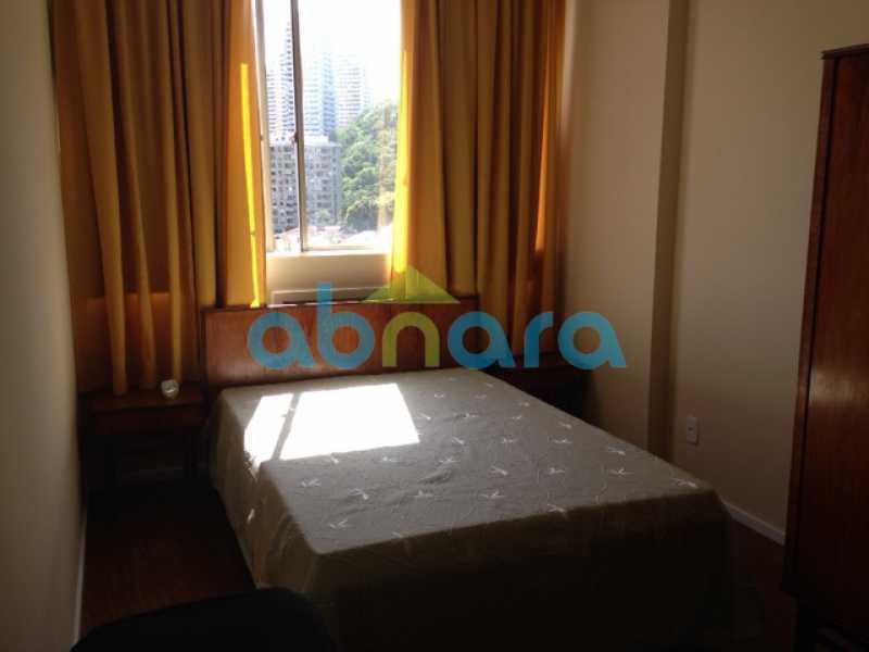 foto 11 - Lindo apartamento em Botafogo de 89m², 2 quartos sendo 1 suíte vaga na escritura, com vista para a mata. - CPAP20553 - 9