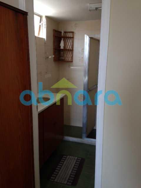 foto 12 - Lindo apartamento em Botafogo de 89m², 2 quartos sendo 1 suíte vaga na escritura, com vista para a mata. - CPAP20553 - 10
