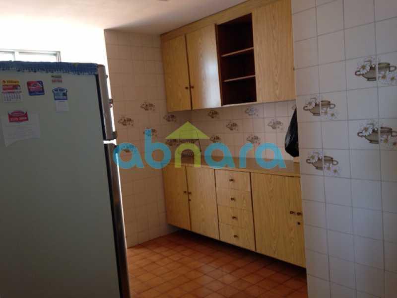 foto 15 - Lindo apartamento em Botafogo de 89m², 2 quartos sendo 1 suíte vaga na escritura, com vista para a mata. - CPAP20553 - 14
