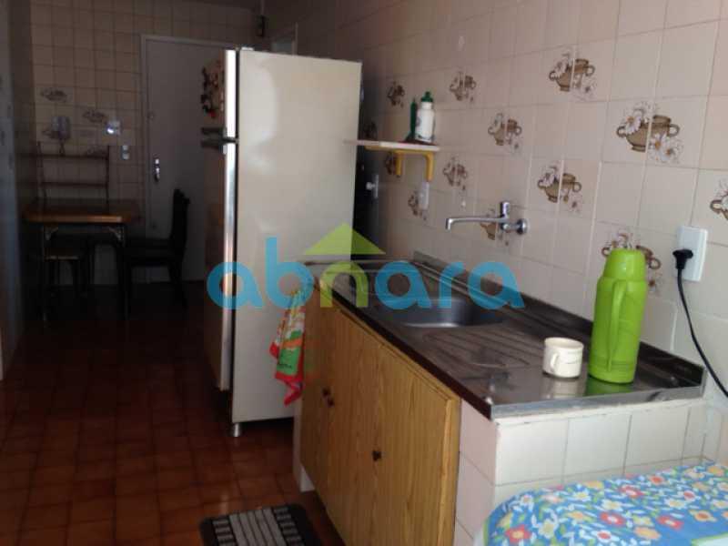 foto 16 - Lindo apartamento em Botafogo de 89m², 2 quartos sendo 1 suíte vaga na escritura, com vista para a mata. - CPAP20553 - 15