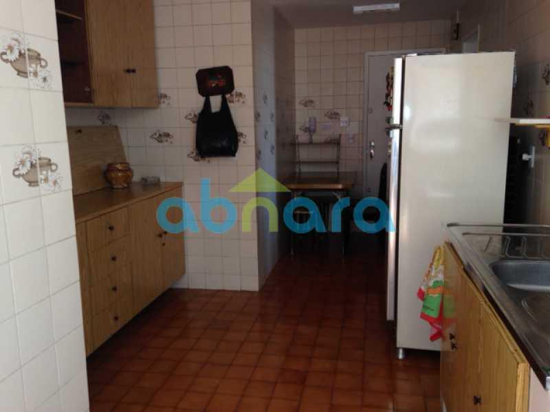 foto 18 - Lindo apartamento em Botafogo de 89m², 2 quartos sendo 1 suíte vaga na escritura, com vista para a mata. - CPAP20553 - 17