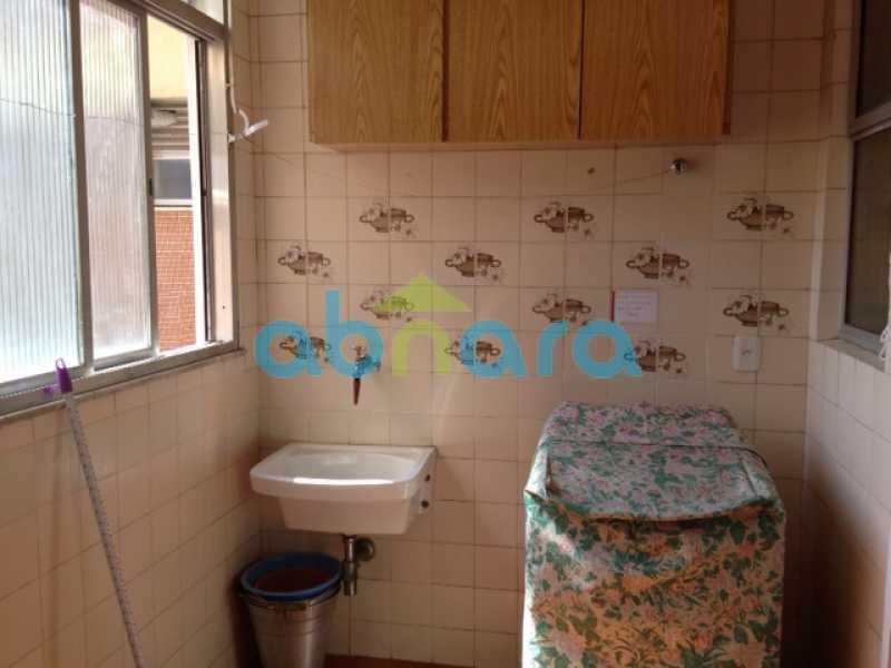 foto 19 - Lindo apartamento em Botafogo de 89m², 2 quartos sendo 1 suíte vaga na escritura, com vista para a mata. - CPAP20553 - 18