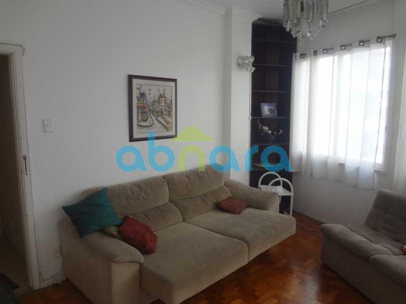 DSC08145 - Apartamento 3 quartos para alugar Copacabana, Rio de Janeiro - R$ 2.800 - CPAP30876 - 5