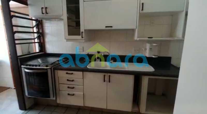 Cozinha - Cobertura 1 quarto à venda Gávea, Rio de Janeiro - R$ 1.449.000 - CPCO10008 - 6