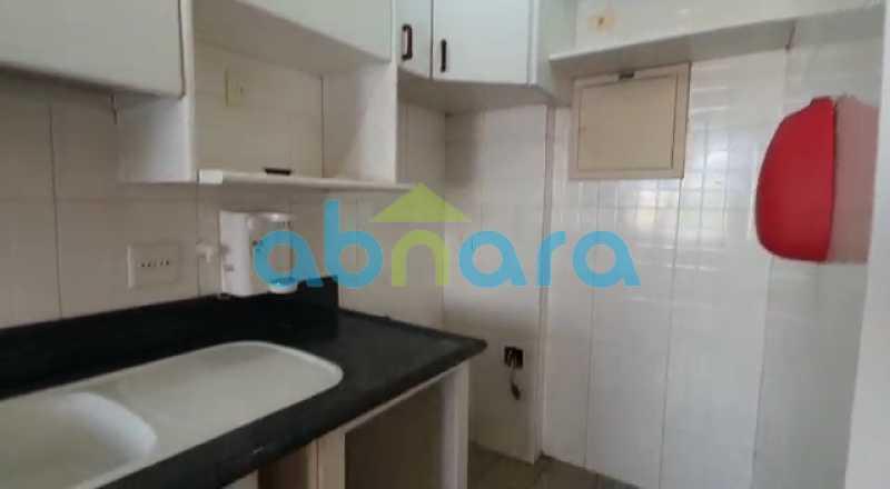 Cozinha - Cobertura 1 quarto à venda Gávea, Rio de Janeiro - R$ 1.449.000 - CPCO10008 - 7