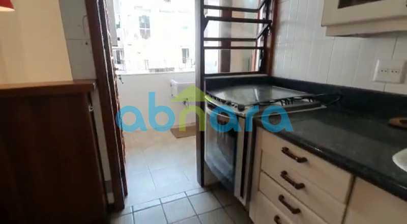Cozinha - Cobertura 1 quarto à venda Gávea, Rio de Janeiro - R$ 1.449.000 - CPCO10008 - 8