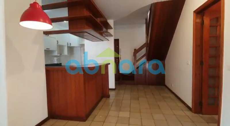 Sala - Cobertura 1 quarto à venda Gávea, Rio de Janeiro - R$ 1.449.000 - CPCO10008 - 1