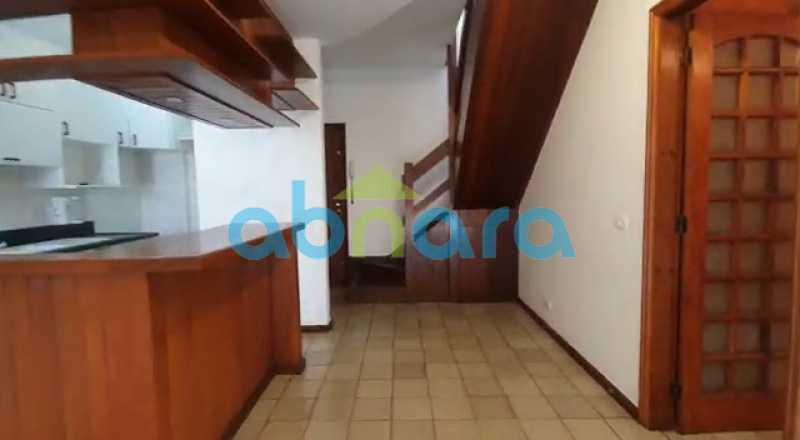 Sal e Cozinha - Cobertura 1 quarto à venda Gávea, Rio de Janeiro - R$ 1.449.000 - CPCO10008 - 13