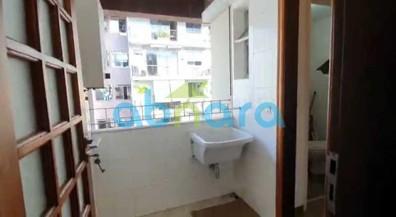 Area - Cobertura 1 quarto à venda Gávea, Rio de Janeiro - R$ 1.449.000 - CPCO10008 - 14