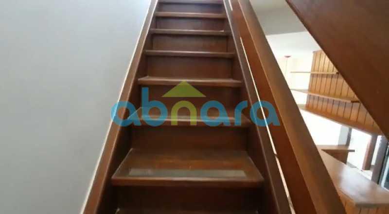 Escada Linear - Cobertura 1 quarto à venda Gávea, Rio de Janeiro - R$ 1.449.000 - CPCO10008 - 17