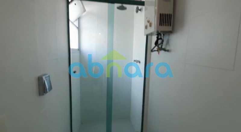 Banheiro 2º Piso - Cobertura 1 quarto à venda Gávea, Rio de Janeiro - R$ 1.449.000 - CPCO10008 - 21