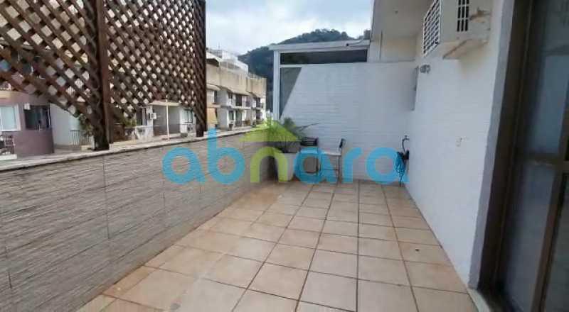 Terraço - Cobertura 1 quarto à venda Gávea, Rio de Janeiro - R$ 1.449.000 - CPCO10008 - 24