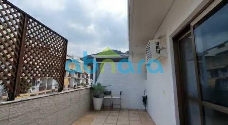Terraço - Cobertura 1 quarto à venda Gávea, Rio de Janeiro - R$ 1.449.000 - CPCO10008 - 25