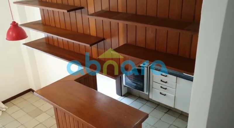 Cozinha - Cobertura 1 quarto à venda Gávea, Rio de Janeiro - R$ 1.449.000 - CPCO10008 - 22