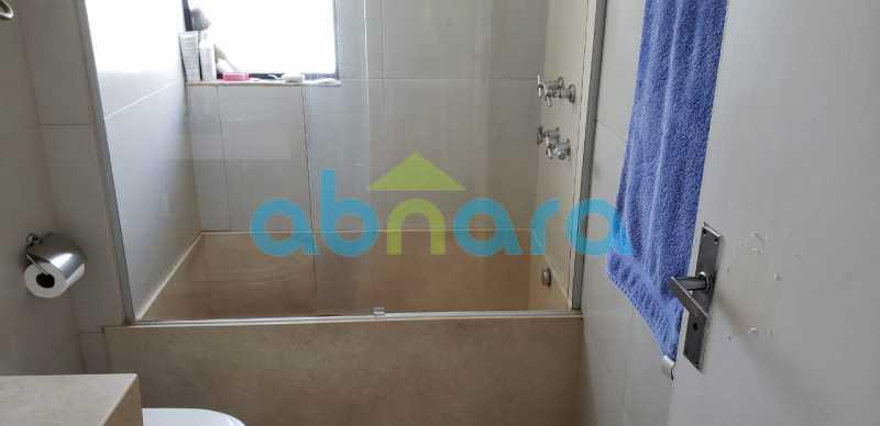 Banheiro Social 001 - Vendo Gávea, 2 Quartos, Varanda, Vaga - CPAP20585 - 8