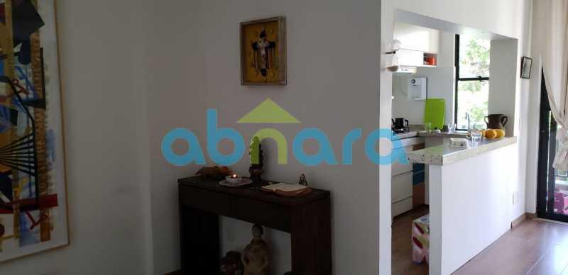 Cozinha 001 - Vendo Gávea, 2 Quartos, Varanda, Vaga - CPAP20585 - 5