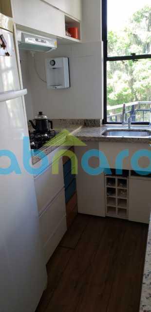 Cozinha 002 - Vendo Gávea, 2 Quartos, Varanda, Vaga - CPAP20585 - 3