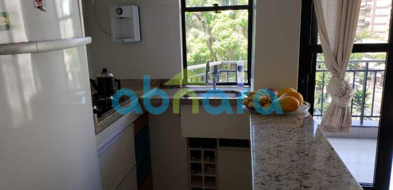 Cozinha 003 - Vendo Gávea, 2 Quartos, Varanda, Vaga - CPAP20585 - 4