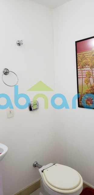 lavabo - Vendo Gávea, 2 Quartos, Varanda, Vaga - CPAP20585 - 10