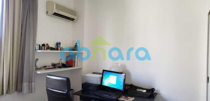 Quarto 003 - Vendo Gávea, 2 Quartos, Varanda, Vaga - CPAP20585 - 13