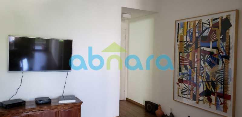 sala 002 - Vendo Gávea, 2 Quartos, Varanda, Vaga - CPAP20585 - 15