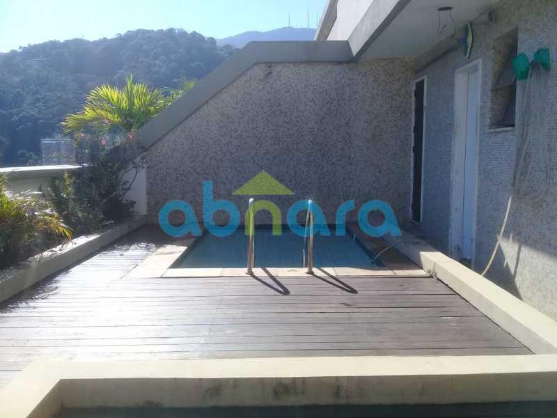 Terraço 002 - A Venda Na Gávea, 113M², Duplex, Duas Vagas - CPCO20036 - 9