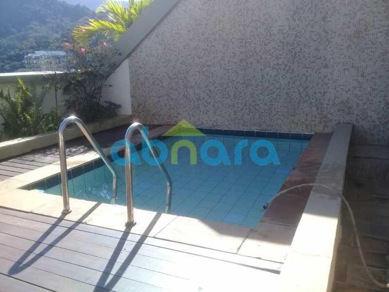 Terraço 003 - A Venda Na Gávea, 113M², Duplex, Duas Vagas - CPCO20036 - 1