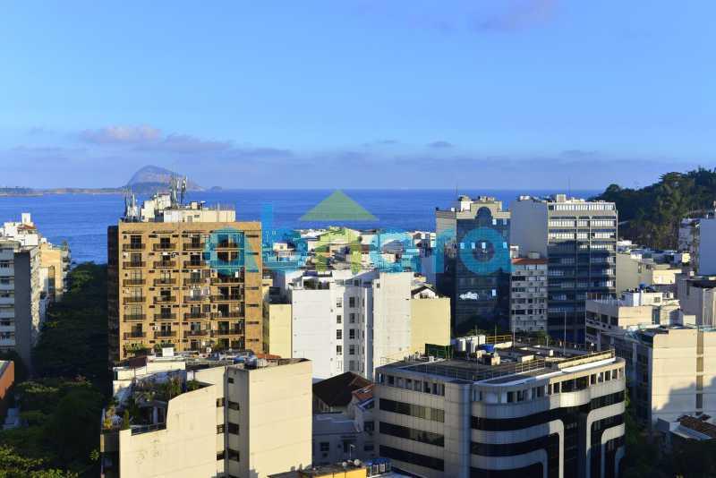 1 - Apartamento 4 quartos à venda Leblon, Rio de Janeiro - R$ 4.500.000 - CPAP40338 - 1