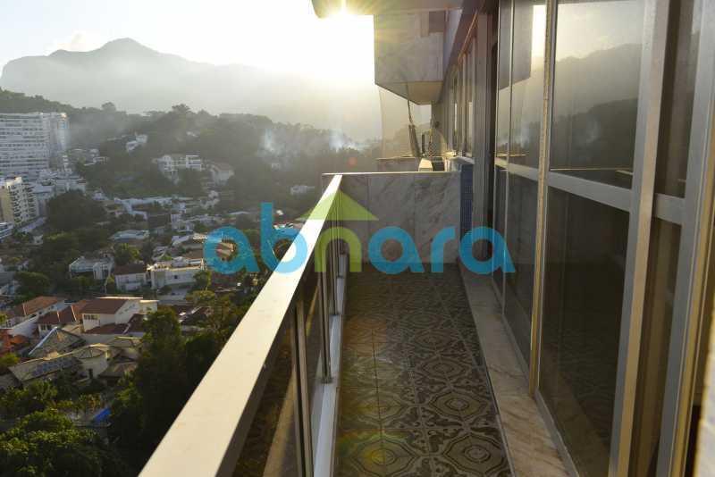 3 - Apartamento 4 quartos à venda Leblon, Rio de Janeiro - R$ 4.500.000 - CPAP40338 - 4
