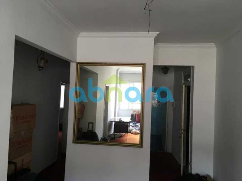 987912034100029 - Apartamento 3 quartos à venda Laranjeiras, Rio de Janeiro - R$ 840.000 - CPAP30899 - 1