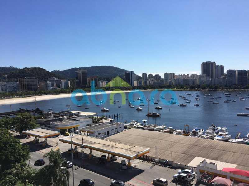 01. - Botafogo imperdível, 3 Qtos, 5 Bhs, 421M², ótima planta. - CPAP30904 - 1