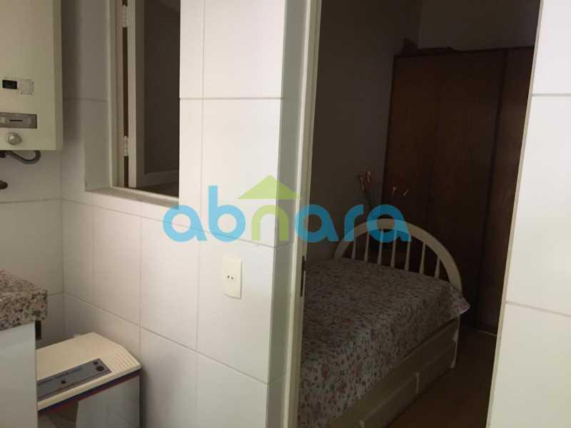 13. - Botafogo imperdível, 3 Qtos, 5 Bhs, 421M², ótima planta. - CPAP30904 - 14