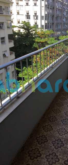 2. - Copacabana imperdível! 1 Qto, 65M², Vista para o mar. - CPAP10339 - 3