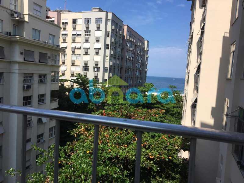 3. - Copacabana imperdível! 1 Qto, 65M², Vista para o mar. - CPAP10339 - 4