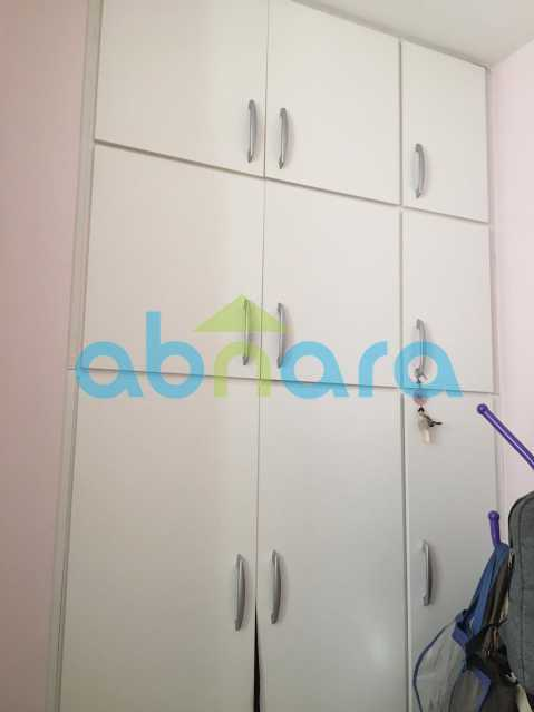 15. - Botafogo imperdível, 2 Qtos, 2 Bhs, 81M², ótima planta. - CPAP20602 - 16