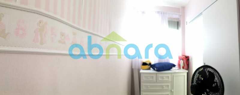 16. - Botafogo imperdível, 2 Qtos, 2 Bhs, 81M², ótima planta. - CPAP20602 - 17