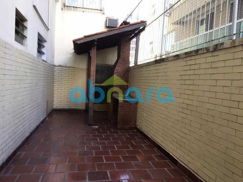 27. - Botafogo imperdível, 2 Qtos, 2 Bhs, 81M², ótima planta. - CPAP20602 - 28