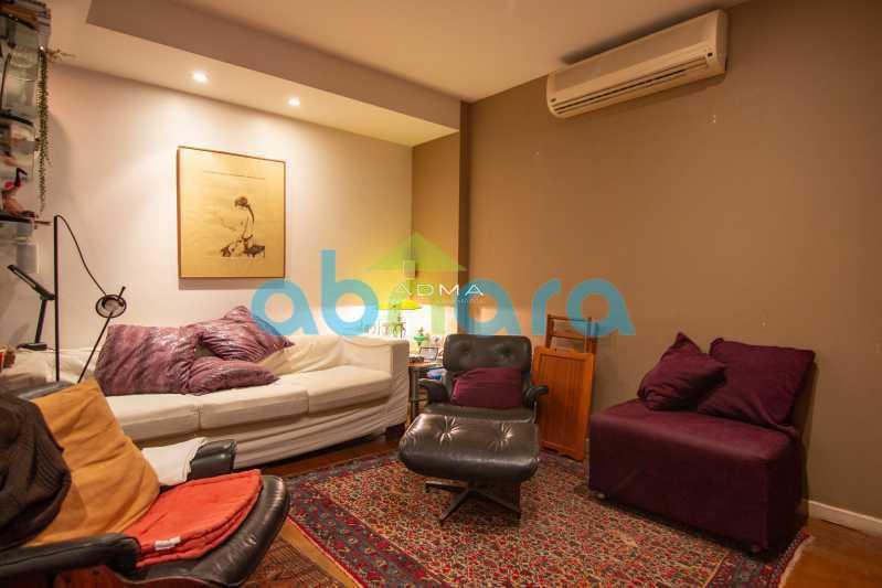 Sala Íntima - Quadríssima, Vista Mar, 3 Suites, 4 Vagas - CPAP40353 - 6