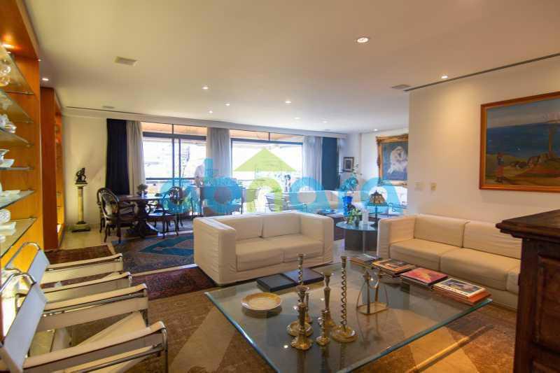 Salão - Quadríssima, Vista Mar, 3 Suites, 4 Vagas - CPAP40353 - 12