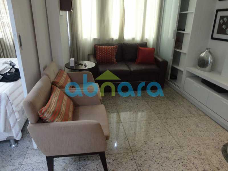 DSC00740 - Apartamento 1 quarto à venda Copacabana, Rio de Janeiro - R$ 750.000 - CPAP10340 - 4