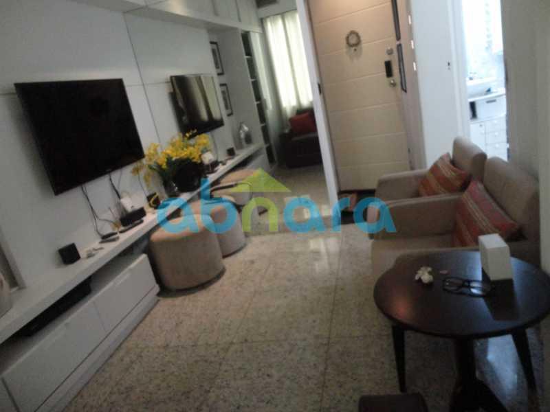 DSC00743 - Apartamento 1 quarto à venda Copacabana, Rio de Janeiro - R$ 750.000 - CPAP10340 - 7
