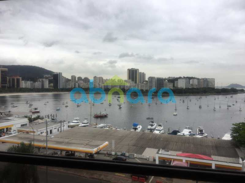 1. - Botafogo imperdível, 3 Qtos, 3 Bhs, lavabo, 206M², vista espetacular. - CPAP30927 - 1