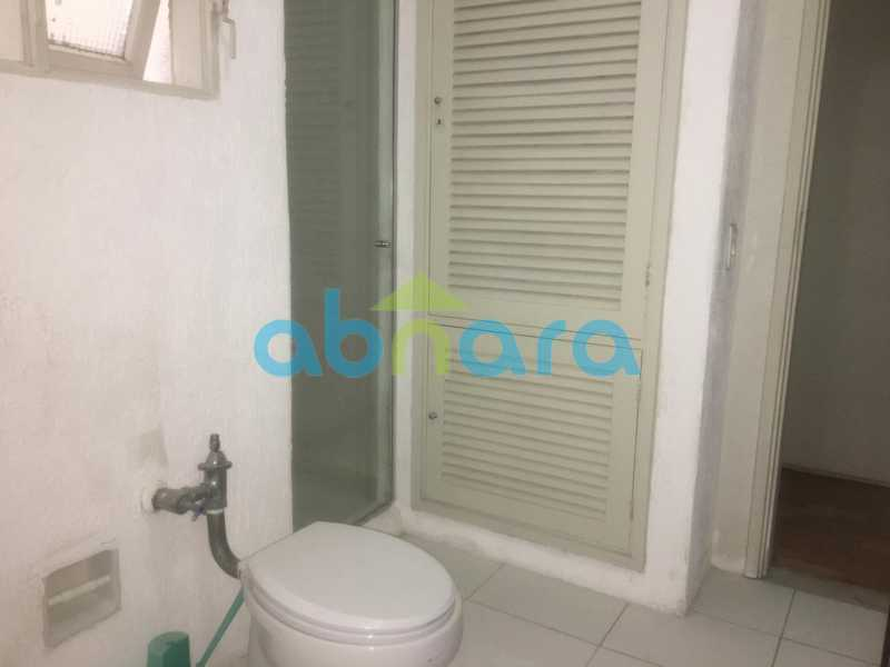 18. - Botafogo imperdível, 3 Qtos, 3 Bhs, lavabo, 206M², vista espetacular. - CPAP30927 - 19